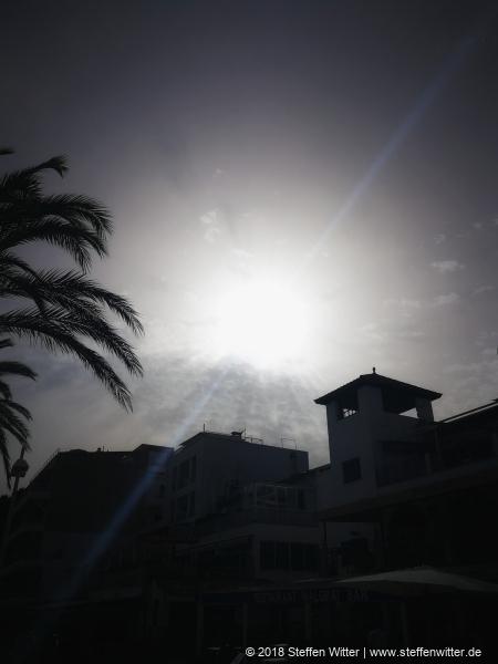 Himmel über Malle