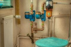 U-Boot Toilette