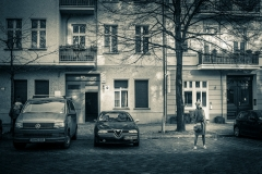 ehemalige Wohnung in Berlin