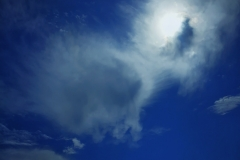 Himmel über Palma de Mallorca