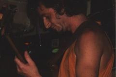 Steffen Witter mit Argile in Immeldorf